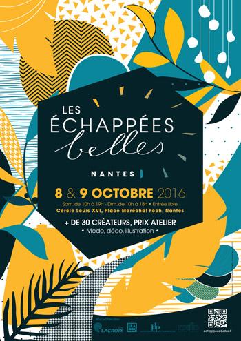 Les Echappées Belles 2 e edition à Nantes